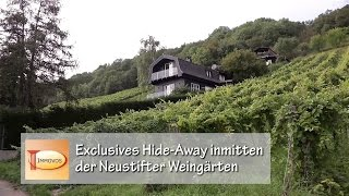 preview picture of video 'Exklusives Hide-Away in Wien Döbling / Neustift - Villa zu verkaufen - herrlicher Blick'