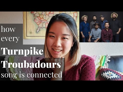 how every Turnpike Troubadours song is connected
