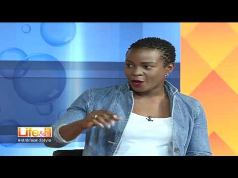 KTN Life and Style Photography – Joy Akinyi & Creative Of The Week – Mike Mwatha 06/12/2016