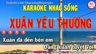 karaoke-xuan-yeu-thuong-remix-tone-nu-nhac-song-2019-karaoke-thuy-an