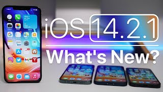 iOS 14.2.1 is Out! - What's New?