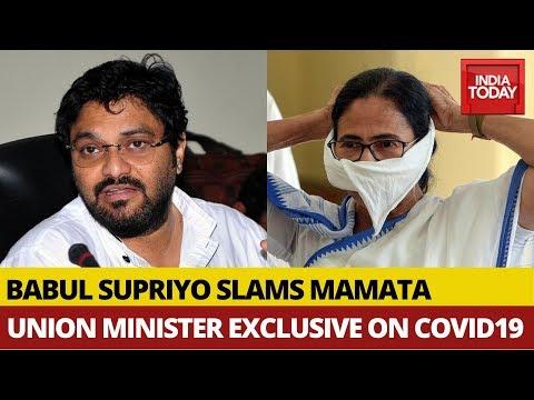 Babul Supriyo Exclusive On Lockdown Extension, Slams Mamata Over Corona Situation In Bengal