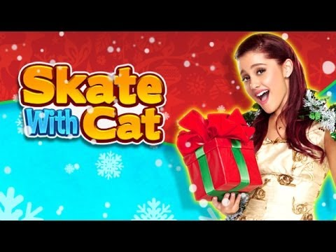 Sam and Cat - Skate with Cat