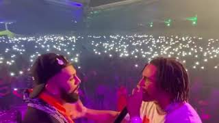 Matuê Cantando Kenny G Ao Vivo Com Gabigol (Show Em São Vicente) (Vídeo Instagram) (Kenny G Show)