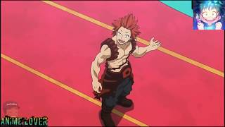 Bakugo angry moment from BNHA Movie || The Two Heros || Eng Dub
