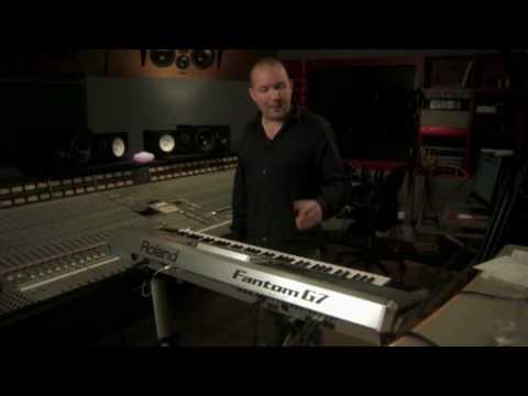 The Roland Fantom G and Apple IPad 2 - смотреть онлайн на Hah Life