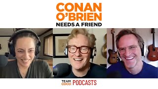 "Conan Wants To Be An Action Movie Star – ""Conan O'Brien Needs A Friend"""