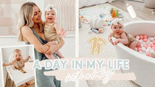 A Day in my Life with a Baby! QUARANTINE ROUTINE!!    Aspyn Ovard