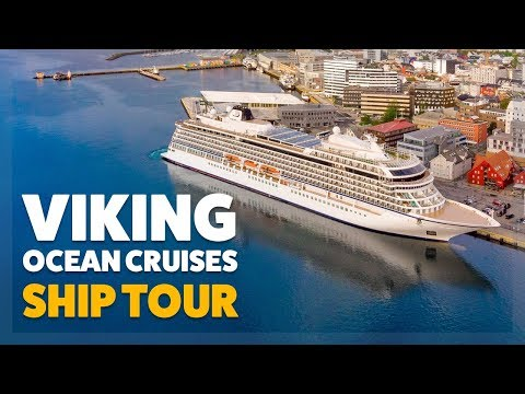 Viking Cruises Cruise Ship and Cabin tour