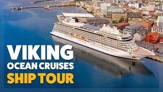 Viking Cruises Cruise Ship and Cabin tour
