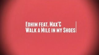 Walk A Mile In My Shoes (Official Lyrics Video)