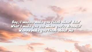 """THINKIN ABOUT ME""   Ft. Chloe X Halle Lyrics"