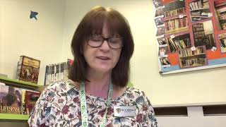 West Leigh Library - Mrs Millham
