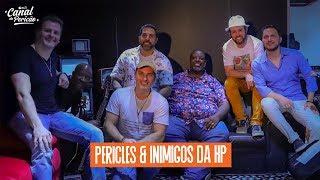 RESENHA DO PERICÃO #20   INIMIGOS DA HP