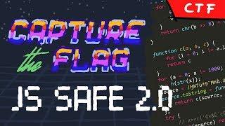Solving a JavaScript crackme: JS SAFE 2.0 (web) - Google CTF 2018