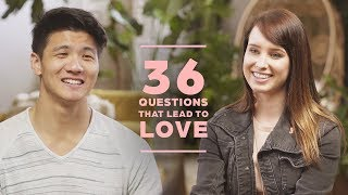 Video Can 2 Strangers Fall in Love With 36 Questions? James + Sonja MP3, 3GP, MP4, WEBM, AVI, FLV September 2019