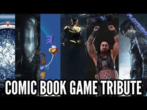 Comic Book Game Tribute 2019