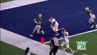 Ennis vs Frisco Reedy - 2018 Football Highlights