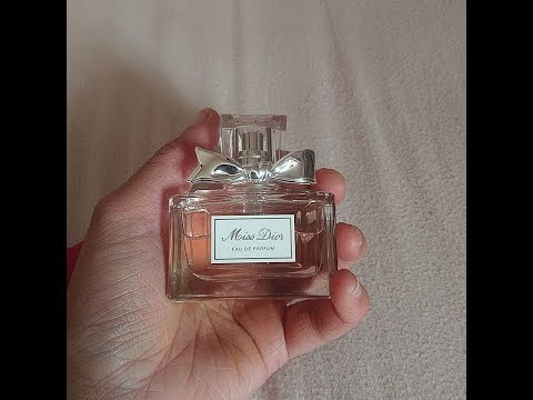 Miss dior (2017) perfume review