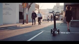 Segway Ninebot KickScooter T60 : la trottinette électrique autonome en vidéo