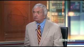 Must Watch For Tony Grieg Fans! Richie Benaud ! A Tribute To The Legend Of Tony Greig