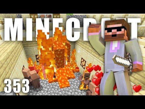 NA TENHLE DÍL SE NEKOUKEJTE!   Minecraft Let's Play #353