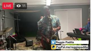 """10MFAN ROBUSTO tenor sax Mouthpiece—-Reggie Padilla playing """"What is this thing called love""""."""