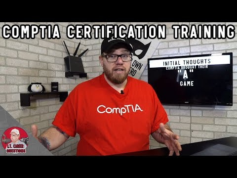 CompTIA Now Offers Training and It's Good! - Certmaster Learn ...