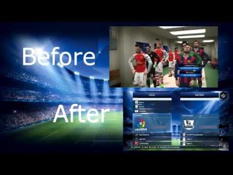 [PES 2015 PC] UEFA Champions League Anthem HQ by Secun1972