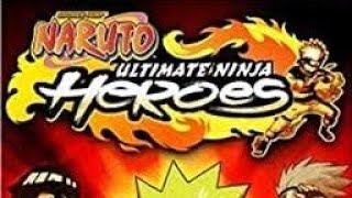 How to play Naruto ultimate Ninja heroes multiplayer
