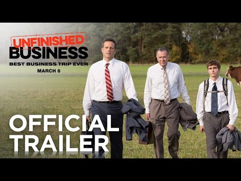 Unfinished Business Movie Trailer