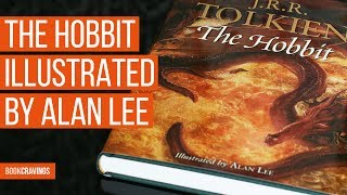 The Hobbit - Illustrated By Alan Lee   BookCravings