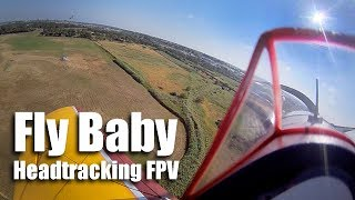 TAFT Fly Baby Headtracking FPV