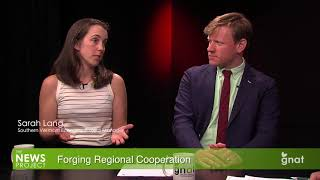 The News Project: In Studio - Forging Regional Cooperation