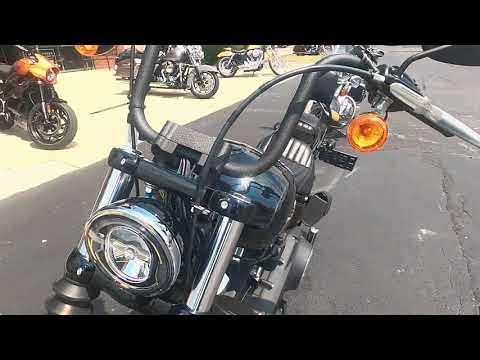 2018 Harley-Davidson Street Bob FXBB