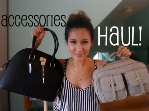 Haul | Midi Rings, Handbags, & More!