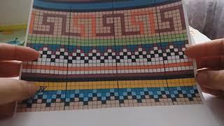 Мастер-классе по вязании Колумбийской мочила.