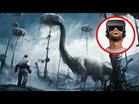 TOP 10 BEST VR GAMES - 2018