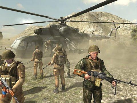 Офигенная Стратегия про Афганистан на ПК ! Игра 9 РОТА