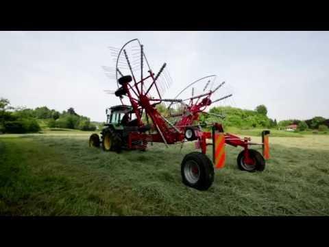 Frandent: produzione macchine per lavorazione del terreno e fienagione