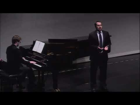"""""""El Hombre"""" from """"A Question of Light"""" by Jake Heggie"""