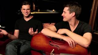 2CELLOS - Funniest moments 2