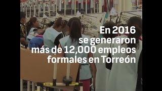Salarios en empleos formales en Torreón
