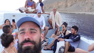 EGIPT – BLUE HOLE I SPACER NA ABU GALUM