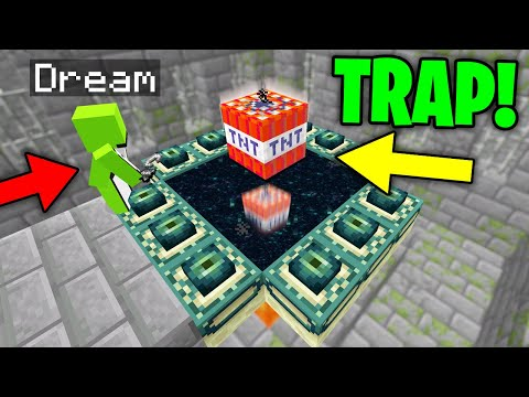 Dream is TOO SMART.. (Best Minecraft Player)