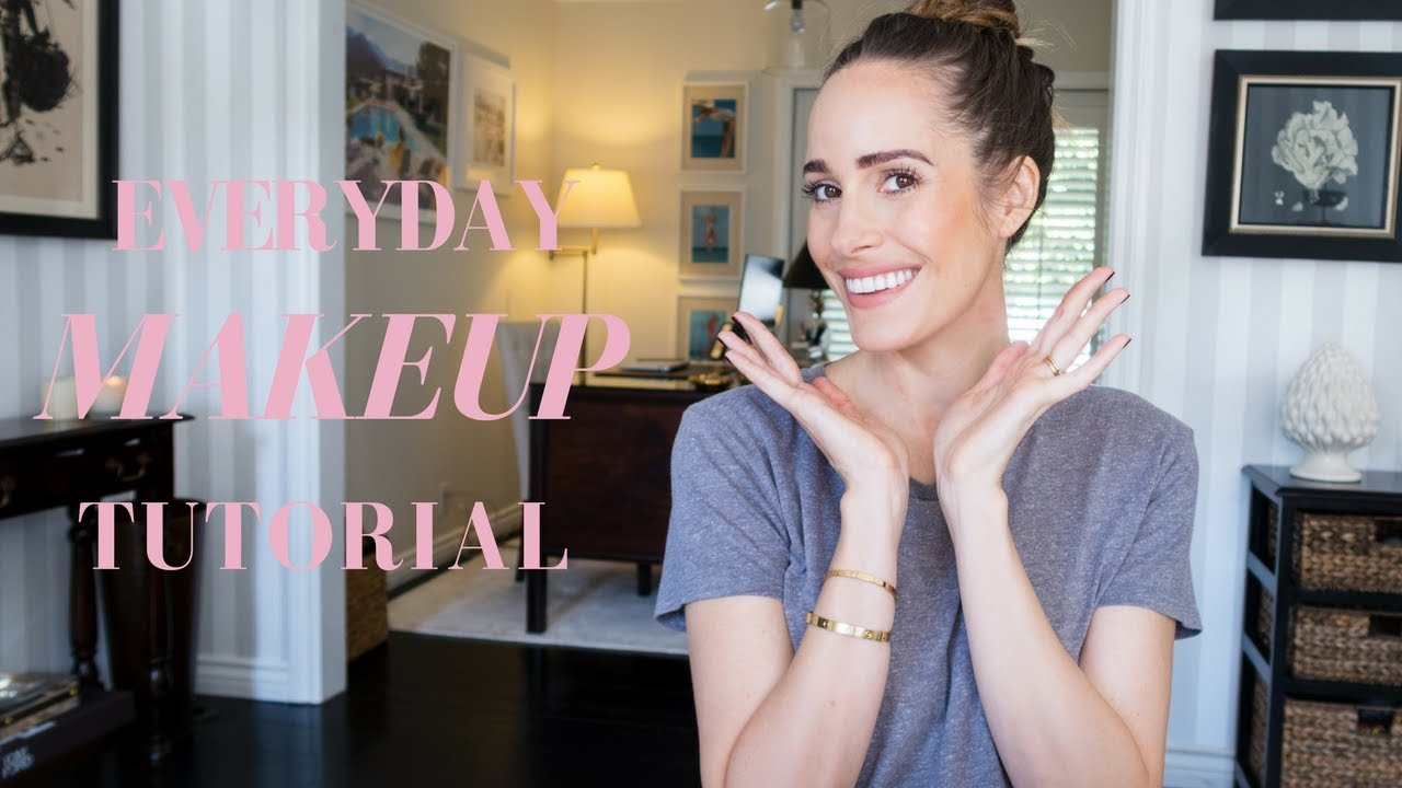 My Fresh-Faced Everyday Makeup Routine