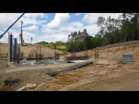 Prace przygotowawcze pod budowę drogi ekspresowej S19 odc. 3 obwodnica m. Kraśnik - obiekt WS-33