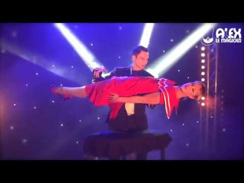 Magic Express - Alex le Magicien & Élodie Lobjois - Teaser 2017