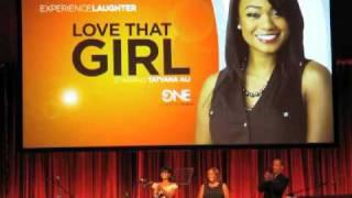 Tatyana Ali's new TV Show - Love that girl TVONE