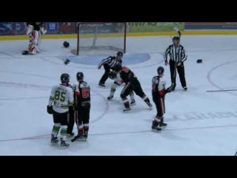 Tommy Lafontaine vs. Janick Asselin